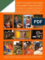 Bolivia Catálogo ONGs