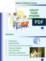 Haccp Hygiene