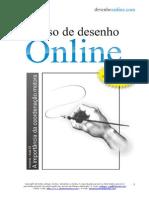 003 Curso de Desenho Online Nível Iniciante a Importância Da Coordenação Motora Aula 03 Grátis