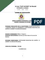 Programa Alfabetizacion Digital 2014