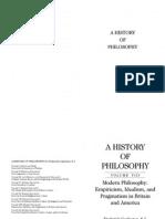 Copleston's Hist. Phil. Vol. 8