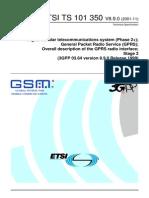 GPRS Air Interface