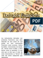 Derivados Financieros - Forwards