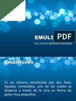 Emulsiones_Presentación