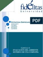 Estrategia Empresarial - Tema 3