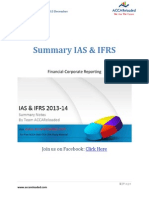 Ias & Ifrs by Accareloaded
