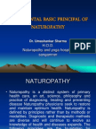 basic principles of naturopathy