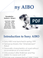 Group 6_Section A_ Sony AIBO