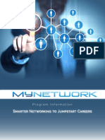 My Network Overview Career Center