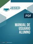 GESED - Manual de Usuario Alumno