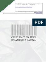 Chauí, Marilena - Cultura e Democracia (Artigo)