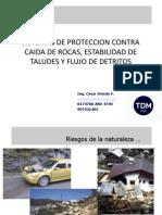 Proteccion Contra Caida de Rocas Gb