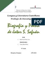 Biografía y Poesía de Jatar S. Safuán