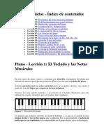 Metodo teclado