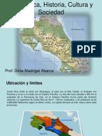Cultura e Identidad Del Costarricense