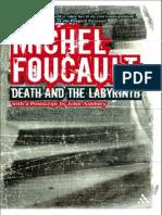 Foucault, M - Death and the Labyrinth (Continuum, 2007)