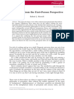 Perception from the First-Person Perspective.pdf