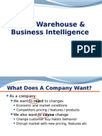 11. Data Warehousing