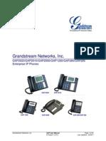 Manual Grandstream
