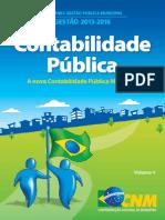 A Nova Contabilidade Pública Municipal