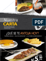 Carta Pardos Chicken