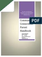 Parent Handbook 14.15