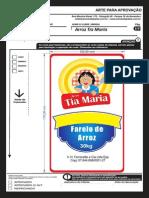 Arroz Tia Maria - 105x178,5