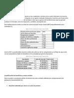 Evaluación socioeconómica