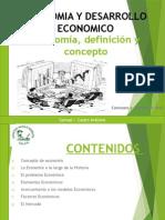 Clase Economía y Desarrollo Económico