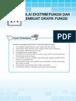 NiLai Ekstrim Fungsi Dan Membuat Grafik Fungsi_bab9