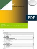 EAP600 UserManual v1.0