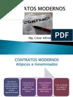 Parte 01 - Contratos Modernos - Aspectos Generales