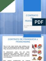 Parte 03 - Contrato de Franquicia