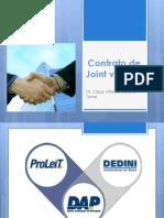 Parte 06 - Contrato de Joint Venture