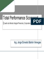 Curso_Total Performance Scorecard