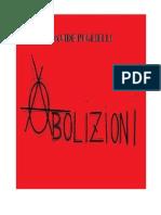 ABOLIZIONI
