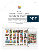 Apple - iOS8 - Fotos
