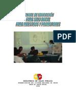 Manual Educativo Para La Salud Bucal Para Maestros y Promotores