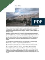 Dos Temblores Sacudieron a Quito