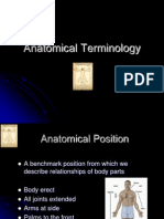 Anatomical Terminology2010