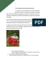 Costumbres y Tradiciones de La Provincia de Herrera