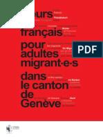 Cours Francais