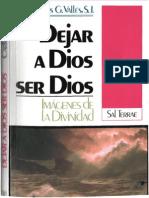 VALLES Carlos G Dejar a Dios Ser Dios Las Imagenes de La Divinidad AFR ST El Pozo de Siquem 028