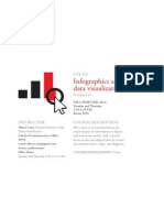 CVJ522 Infographics and Data Visualization