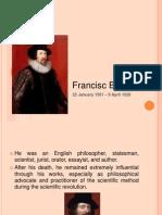 Francisc Bacon