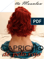 Capricho de Pelo Rojo - Marietta Muunlaw