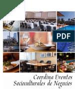 FCPT6S Coordina Eventos Socioculturales Negocios