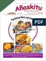 Revista Infantil Añaskitu 84