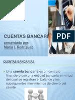 cuentas bancarias 1