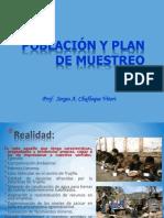 Población y Muestra Colegio de Ingenieros Junio 2014